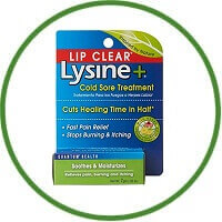 Lysine And Cold Sores